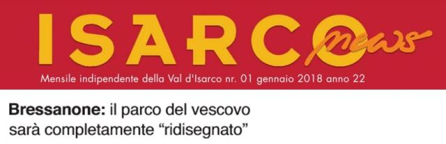 Banner ISARCO NEWS