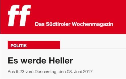 FF Es werde Heller