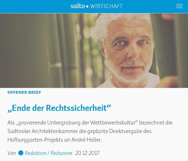 SALTO_Ende Rechtssicherheit