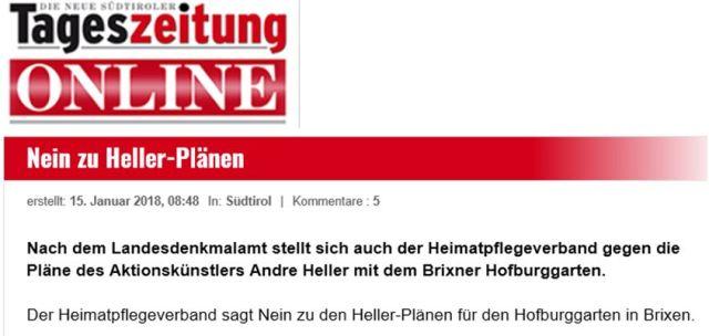 TAGESZEITUNG_NEIN zu HELLERPL
